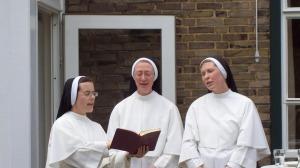 De zusters lieten zich van hun beste kant horen.