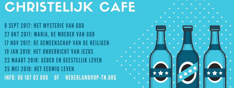 Christelijk Cafe 17 jr.+