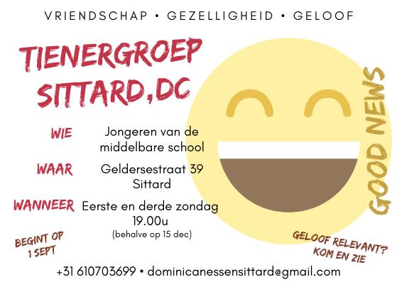 Copy of 148 x 105 mm - Tienergroep Sittard,DC 2019